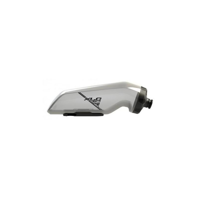 BIDON XLC WB-K04 600ml ANTRACITA C/ADAP  FIDLOCK
