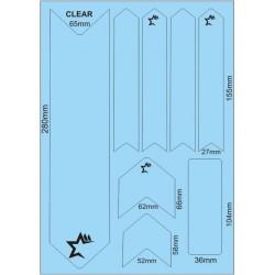 PROTECTOR IMPAKT CLEAR 29X21X0 32