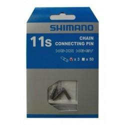PIN CADENA SHIMANO 11V 3 UNID  CN-9000