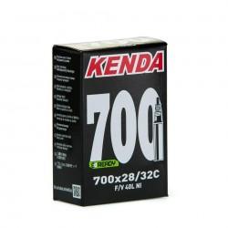 CAMARA 700x28-32C V/BICI KENDA 40mm