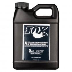 ACEITE FOX FLUID R3 5WT ISO 15 1L