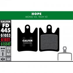 PASTILLAS GALFER HOPE MONO V2 / TECH V2 STANDARD