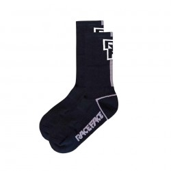 CALCETINES RACE FACE INDY 7  NEGRO
