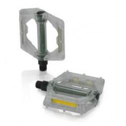 PEDALES XLC MTB PD-M02 CNC ALUM